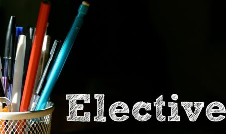 Elective Forms – Current 6th and 7th Graders
